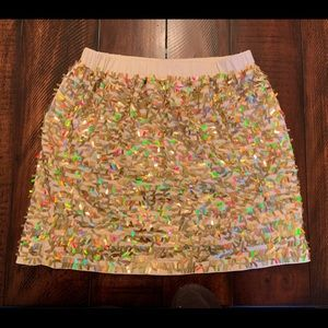 Crewcuts girls skirt 6-7